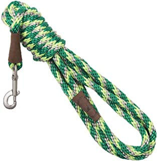 product image for Mendota Pet Long Snap Leash - Dog Training Lead - Made in The USA - Ivy, 1/2 in x 15 ft