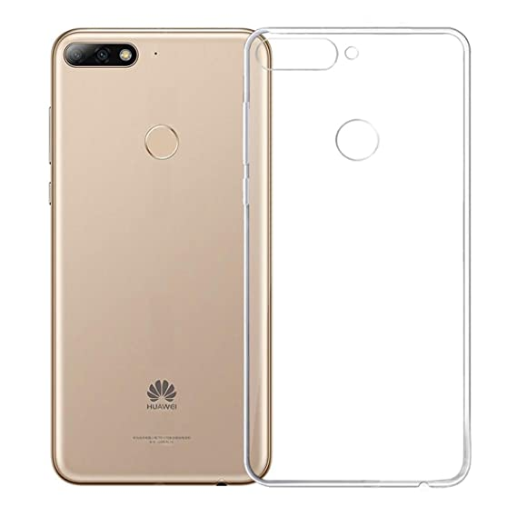 nuovo di zecca db7ad 307b0 Amazon.com: IJIA Case for Huawei Y7 Prime 2018 (5.99 ...