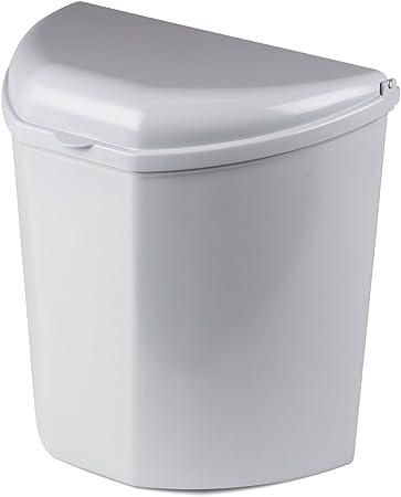 Universal, versátil montierbarer Cubo de basura (10 L para ...