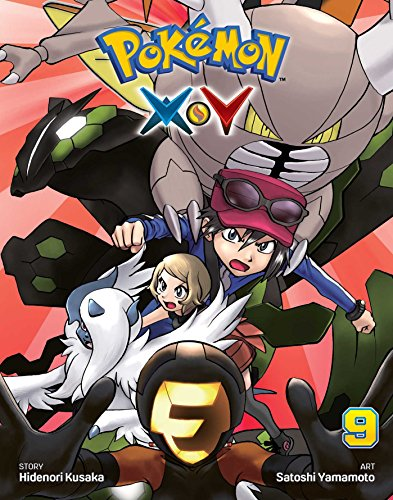 Pokémon X•Y, Vol. 9 (Pokemon) Photo