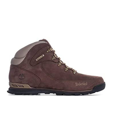 Timberland Boots Euro Rock Hiker Marron Homme: