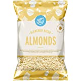 Marca Amazon - Happy Belly Almendras pelada troceada 200gr x 5