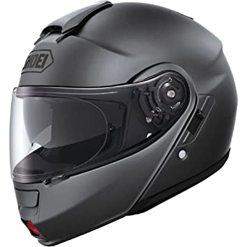 Shoei Casco Moto Modular Fibra Neotec Small Matt Deep Grey