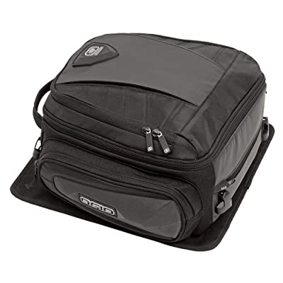 OGIO 110091.36 Stealth Black Duffle Tail Bag: Sports & Outdoors