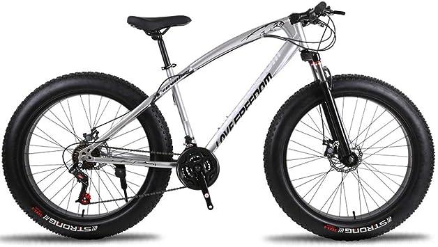 MICAKO Bicicleta De Trekking, Cambio De Cadena, 21/24/27 ...