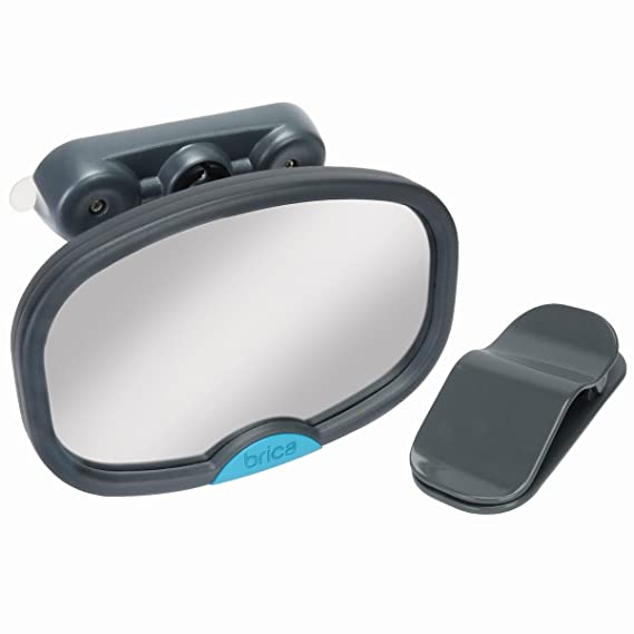 Brica DualSight Baby Car Mirror