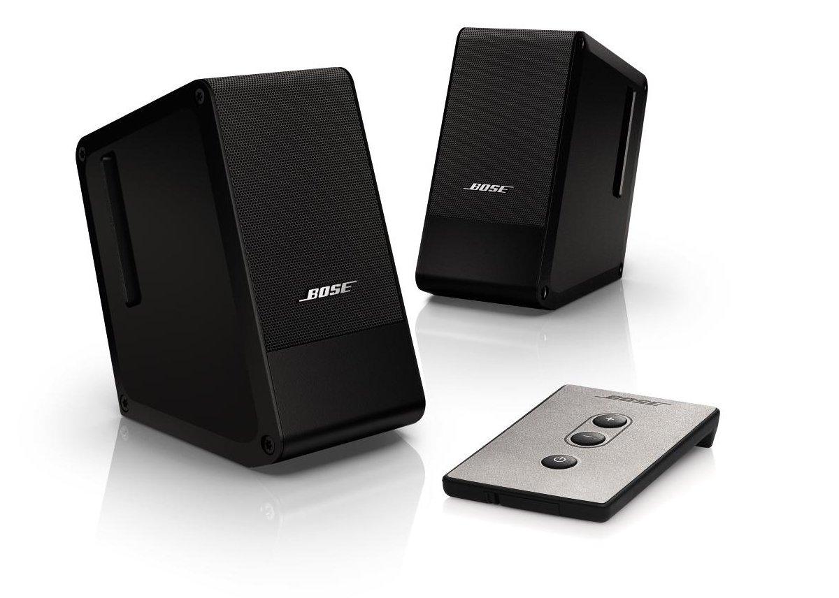 Bose MusicMonitor - Altavoces para ordenador, negro: Amazon.es: Electrónica