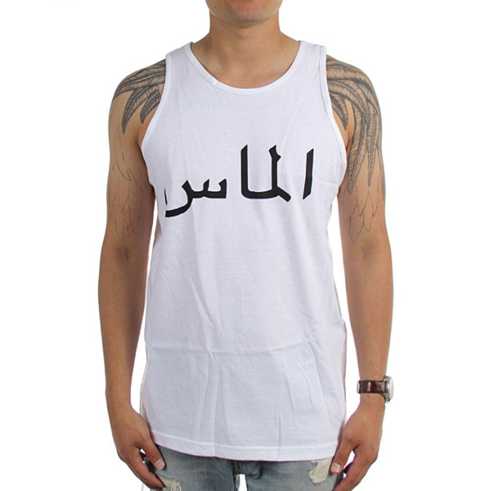 Diamond Supply Co. Men's Arabic Tank Top Shirt
