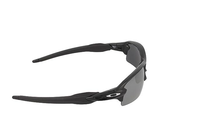 cf3015489e0 Amazon.com  Oakley Men s Flak 2.0 Polarized Iridium Rectangular ...
