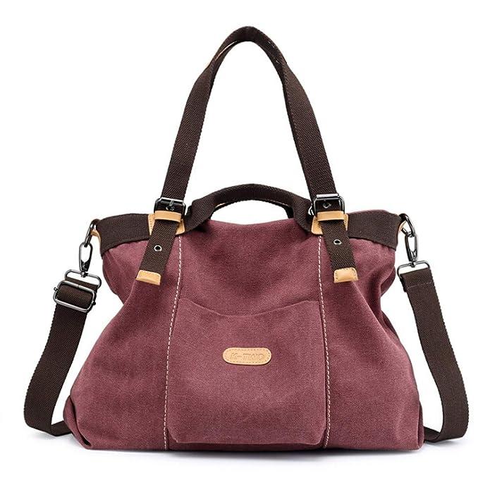 e869b727a530 Amazon.com: Handbag On Sale,Clearance!AgrinTol Canvas Handbag Casual ...