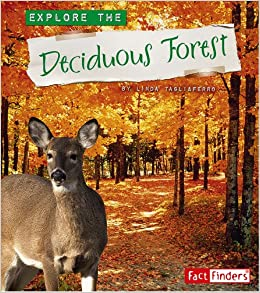 Explore the Deciduous Forest (Explore the Biomes Series) Paperback