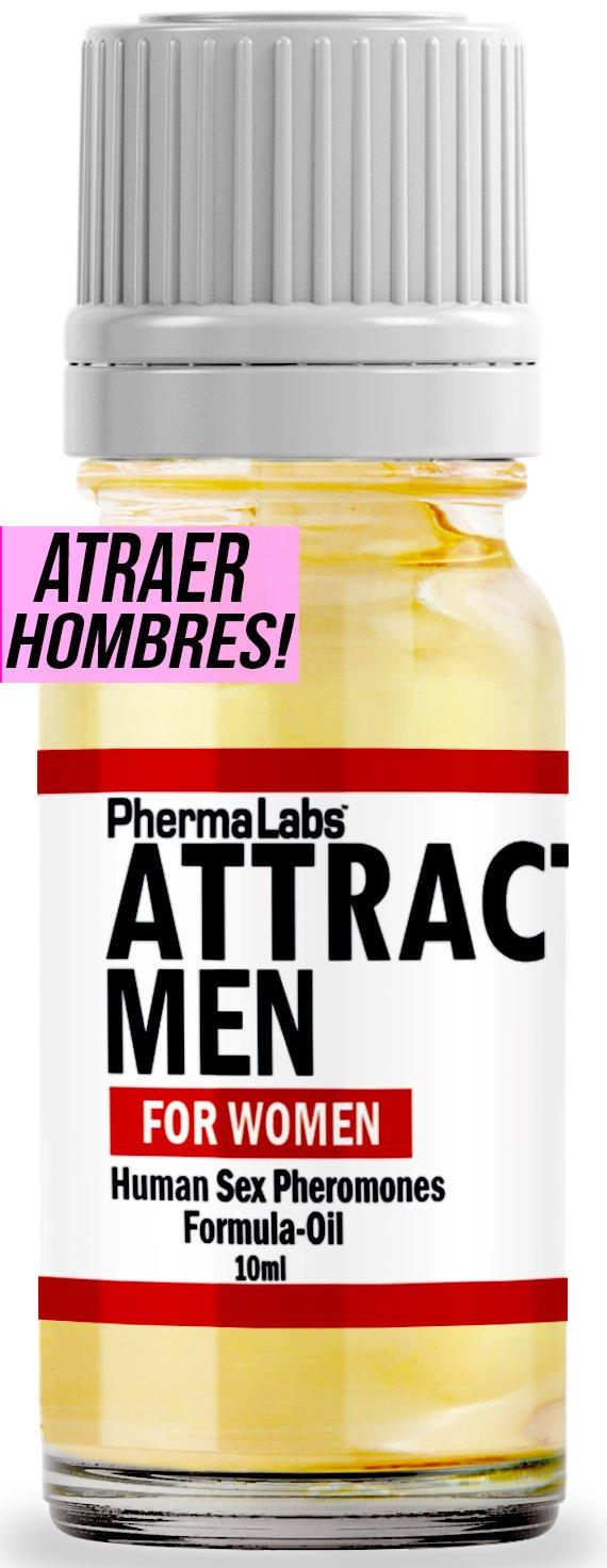 FEROMONAS El secreto PARA ATRAER HOMBRES! PODEROSAS SEXO FEROMONA HUMANAS Aceite Puro perfume 10ML #