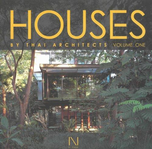 Houses by Thai Architects Volume One - 6182L B2PQL - 1: Houses by Thai Architects Volume One