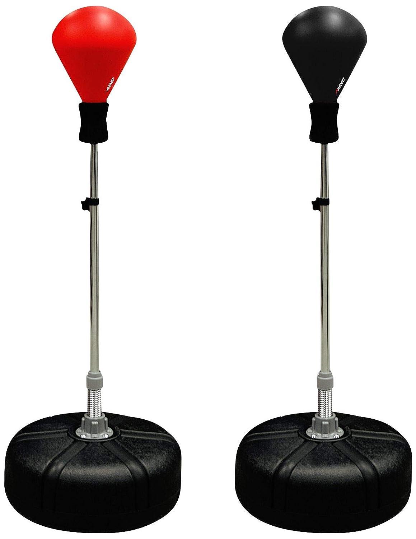 SCHREUDERS SPORT Unisexe Avento polyur/éthane Reflex Support de Frappe Noir//Rouge Taille Unique