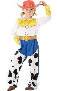 Rubbies Toy Story - Disfraz de Jessie, talla L (7-8 años ...