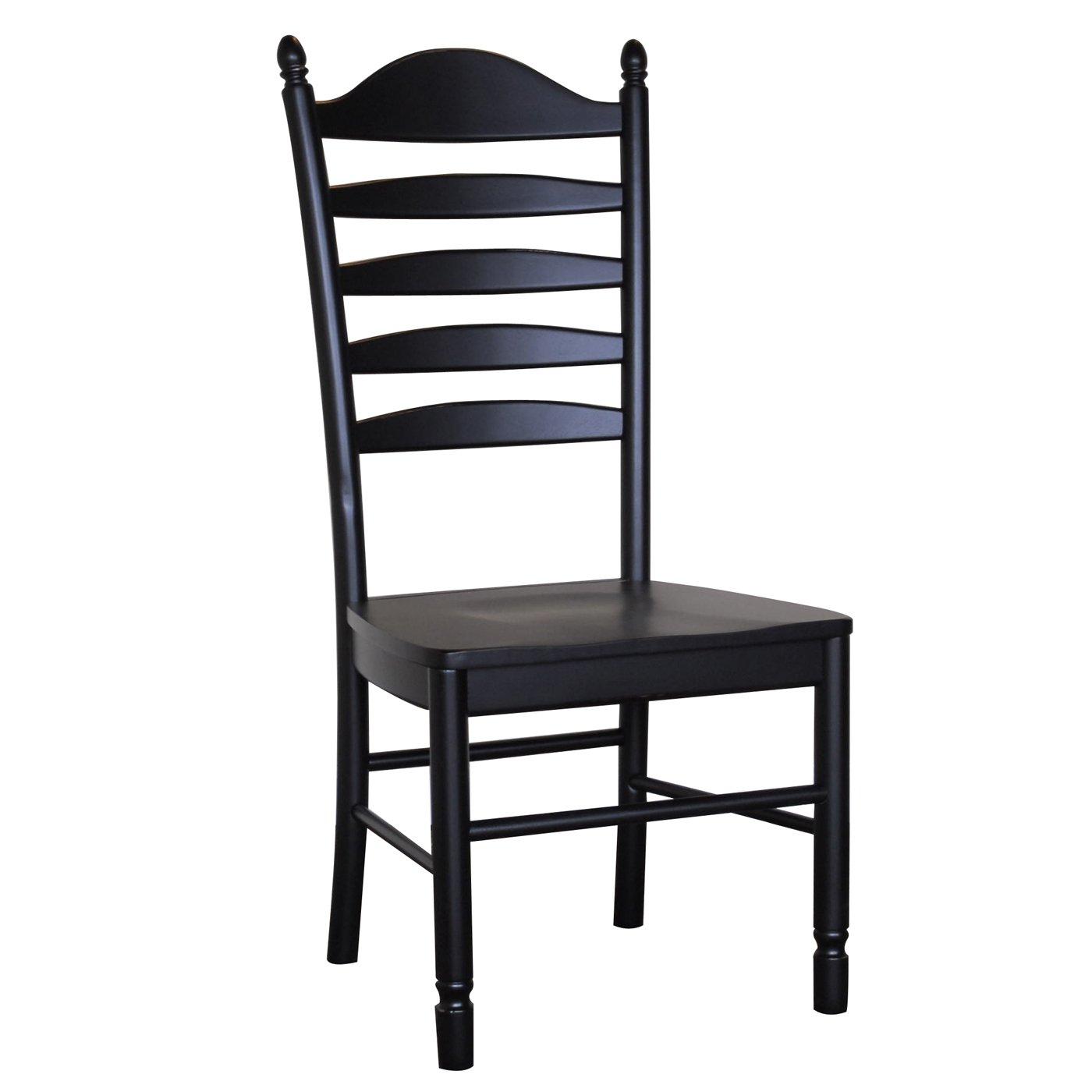 Amazon.com - Carolina Classic Whitman Dining Chair, Antique Black - Chairs - Amazon.com - Carolina Classic Whitman Dining Chair, Antique Black