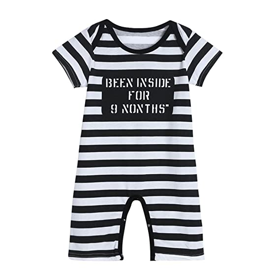 SMARTLADY Niño Bebé Bodies Pijama de manga corta (0-6 meses): Amazon.es: Ropa y accesorios