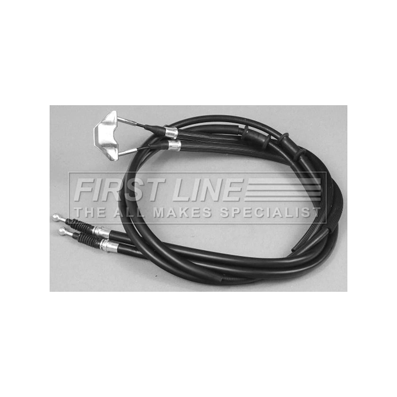 Firstline Parking Brake Cables Part Number: FKB2677 AutoMotion Factors Limited