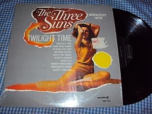 The Three Suns Twilight Time Amazon Com Music