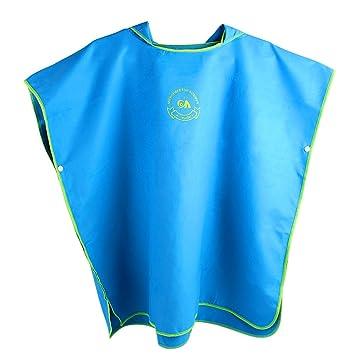 Jian Ya Na Kinder Unisex Outdoor Wechselnden Bademantel Handtuch