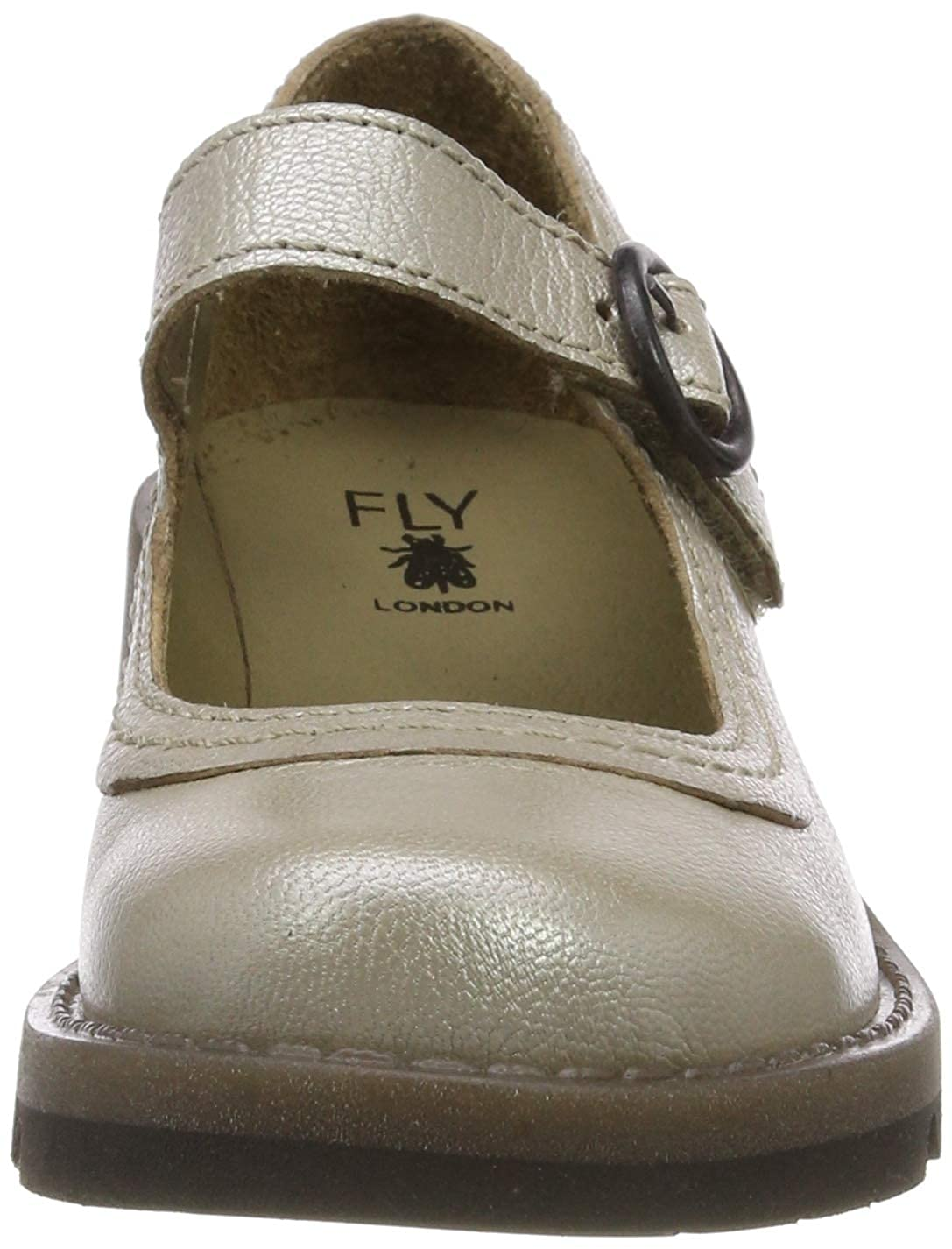 FLY London M/ädchen Siko K Geschlossene Ballerinas,