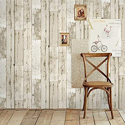 Orgrimmar 236 X 17 8 Wood Peel And Stick Wallpaper Self Adhesive Removable Wallpaper Covering Decorative Stick Film Vintage Wood Panel Wallpaper Vinyl Decal Roll Yellow Buy Online At Best Price In Uae