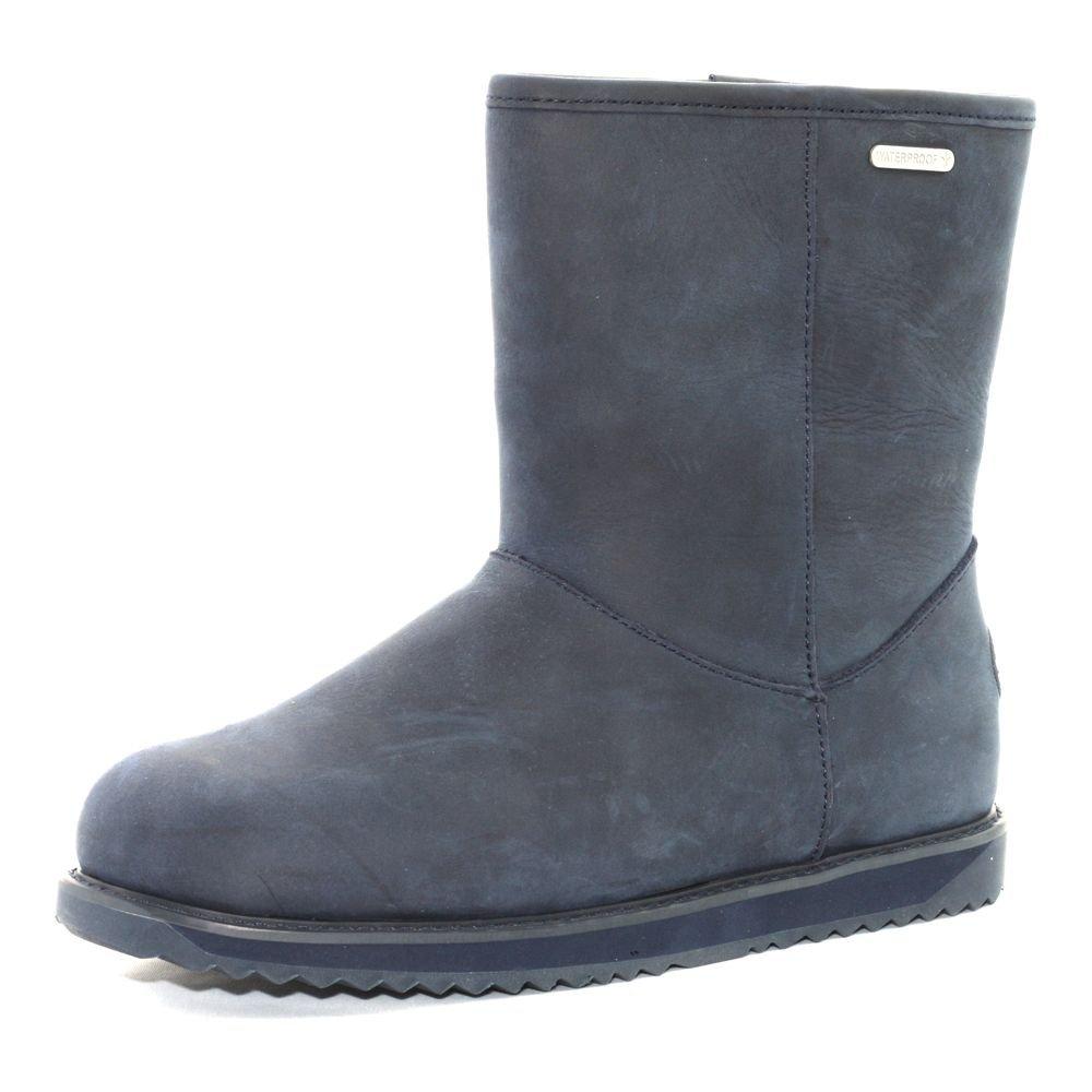 EMU Damen Paterson Classic Leather Lo schwarz Schneestiefel