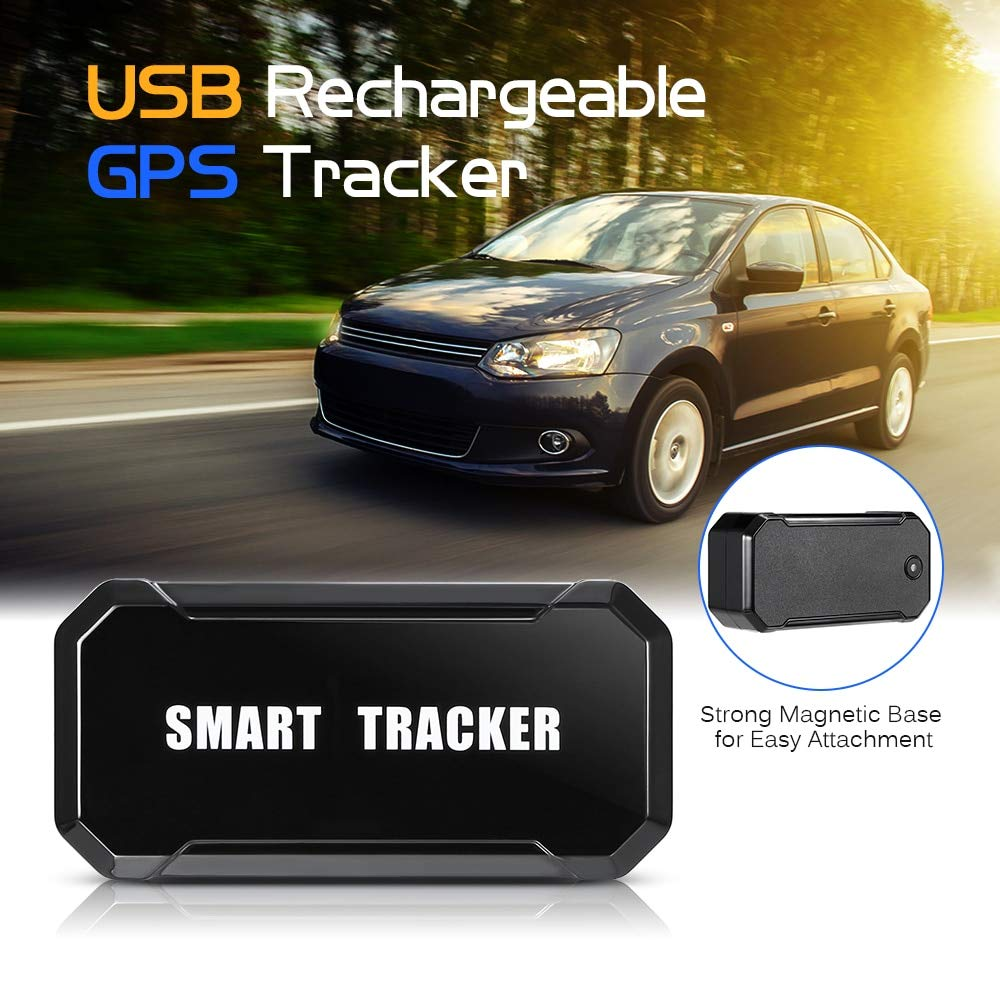 Smart GPS Tracker Magnetic Anti-theft Tracking Device Tool For Bike Car Safety