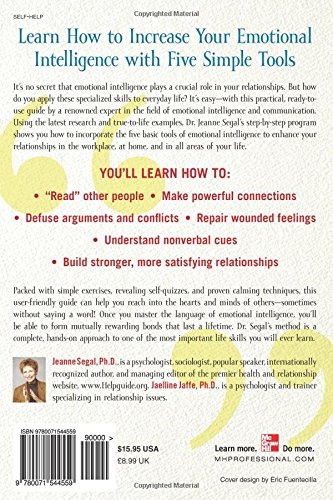 The Language of Emotional Intelligence: The Five Essential Tools for Building Powerful and Effective Relationships by McGraw-Hill Education