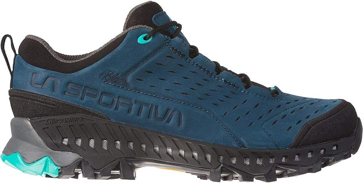 La Sportiva Hyrax GTX - Zapatillas de senderismo para mujer: Amazon.es: Zapatos y complementos