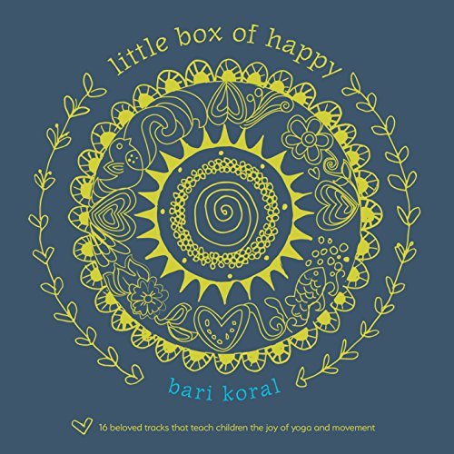 (Little Box of Happy: 16 beloved tracks that teach children the joy of yoga and movement)