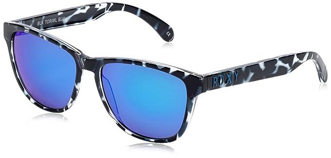 Roxy - Gafas de sol Wayfarer ERJEY03004-XKKB para mujer ...