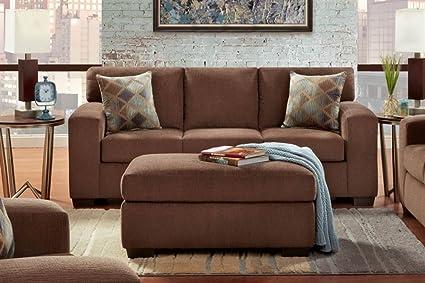 Sleeper Sofa In Charisma Cocoa