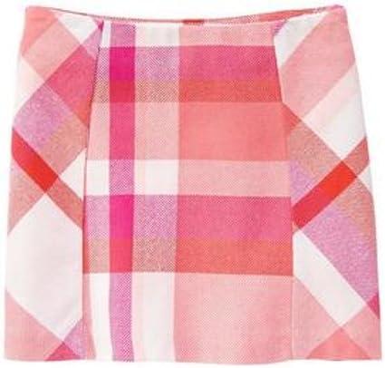 Gymboree Girls Plaid Skirt Size 6