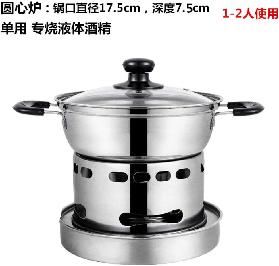 Summer-Spider Outdoor camping alcohol stove burning stove copper portable student hot pot tea stove