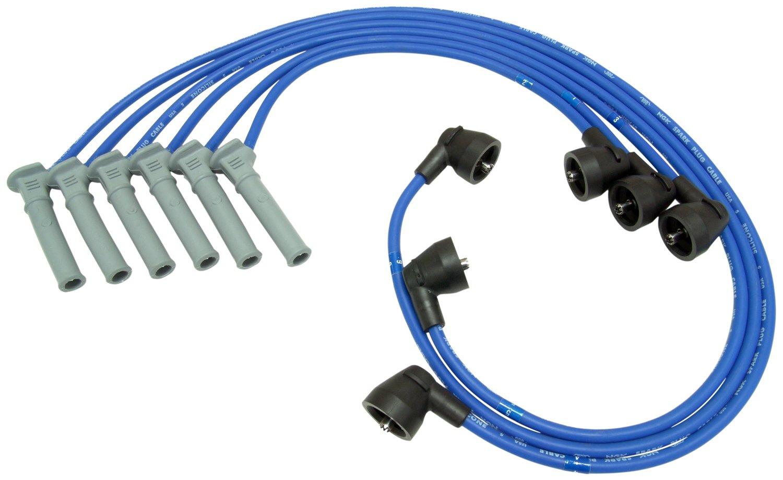 NGK (52004) FDZ081 Spark Plug Wire Set