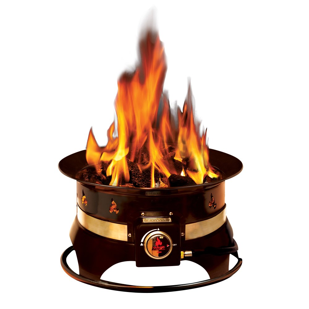 Outland Firebowl Portable Propane Gas Fire Pit