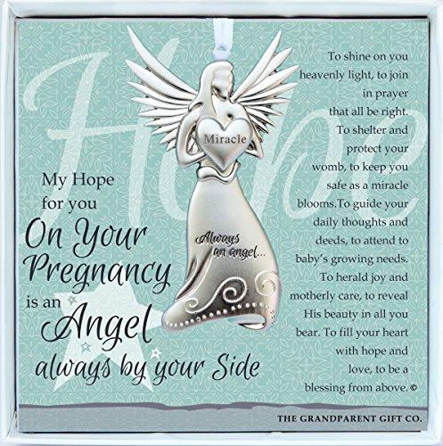 The Grandparent Gift Pregnancy Gift Angel, Baby Shower, Christmas Gift for Expectant Moms