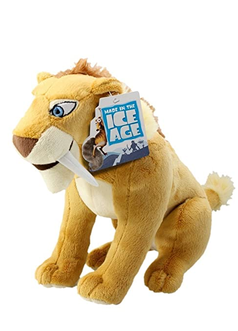 Third Party - Peluche Age de Glace - Diego 17cm - 4260211005676