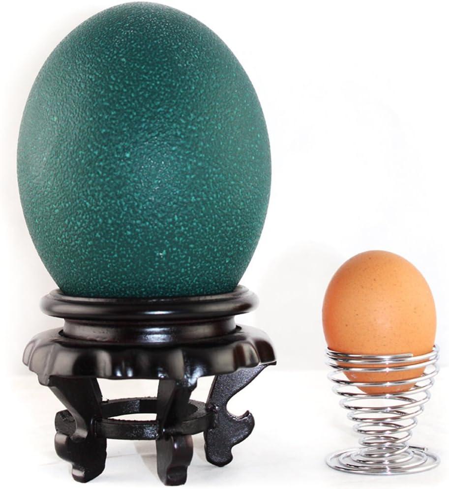 Ostrich Egg Carving Egg Stand Display Holder Base sleeri