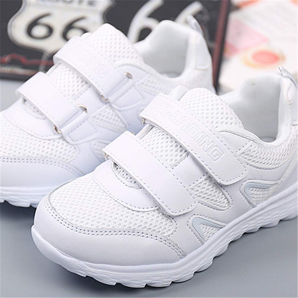 Calzado Infantil Zapatillas Ligeras para Ni/ñOs Calzado Deportivo Malla Transpirable Calzado Casual Estudiantil para La Escuela Zapatillas De Deporte para Ni/ñOs Zapatos Antideslizantes