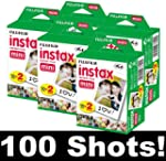Fujifilm Instax Mini Film Set of 5 x...