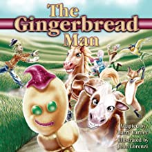 The Gingerbread Man [PC Treasures] Audiobook by Larry Carney Narrated by Kara Kimmer