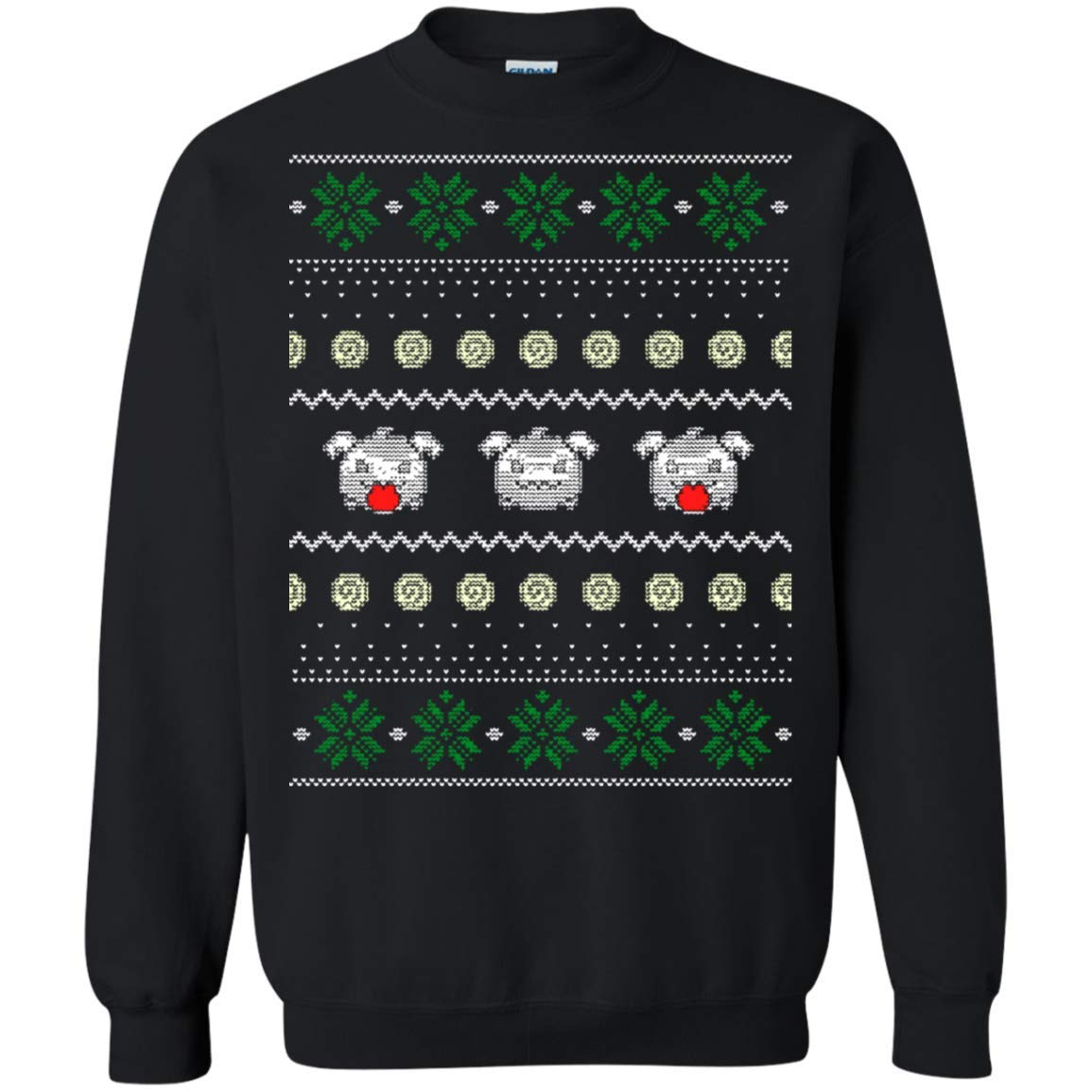 Poro Ugly Christmas Sweater League Of Legends Inspired Christmas Gamer Jumper League Ugly
