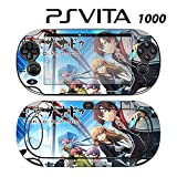 Skin Decal Cover Sticker for Sony PlayStation PS Vita (PCH-1000) - Tokyo Xanadu