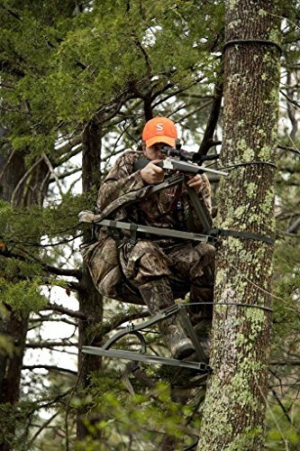 Summit Treestands 180 Max SD Climbing Treestand, Mossy Oak by Summit Treestands (Image #5)