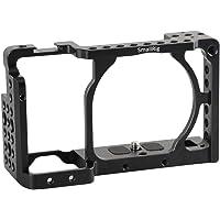 SMALLRIG a6300 Cage, Jaula para Sony A6300 / A6000 con Cold Shoe Incorporada - 1661