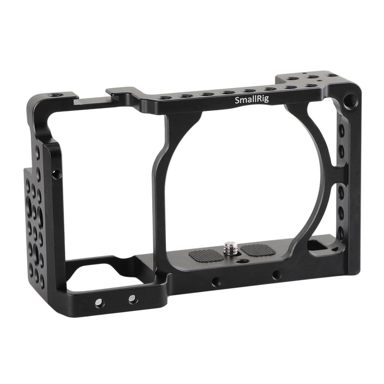 SMALLRIG Jaula a6300 Cage para Sony a6300 / a6000-1661: Amazon.es ...