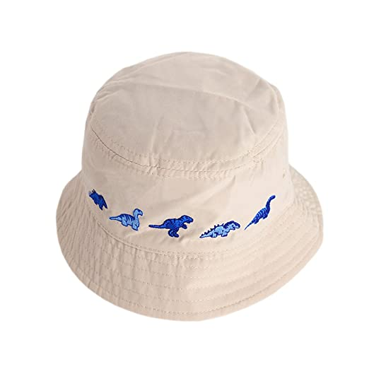 2fdfdea4856b2 Genda 2Archer Reversible 2-in-1 Unisex Baby Kids Children Bucket Sun Hats 3