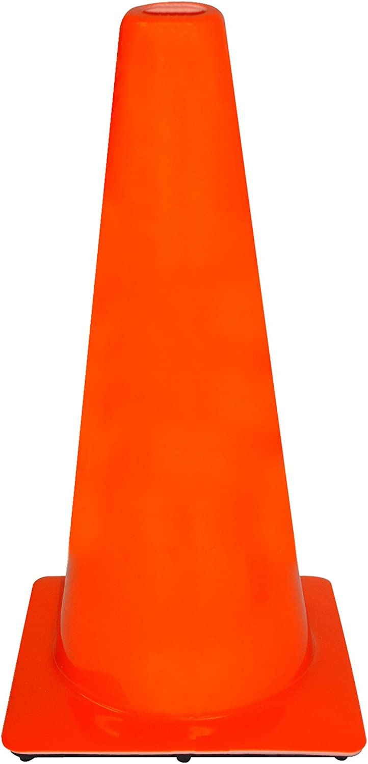 Amazon Com 3m 90129 00002 Pvc Traffic Safety Cone 28 Inch Home Improvement